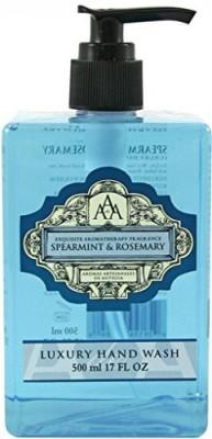 Aromas Artesanales de Antigua aroma spearmint & rosemary hand wash 500ml