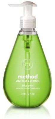 Method hand wash, juicy pear