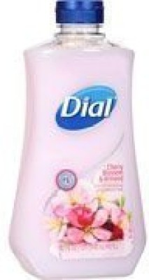 Dial cherry blossom & almond hand soap refill