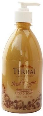 Terrai Natural Iced Coffee Liquid Soap Hand Wash