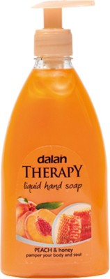 Dalan Therapy Liquid Soap with Peach & Honey Fragrance Hand Wash