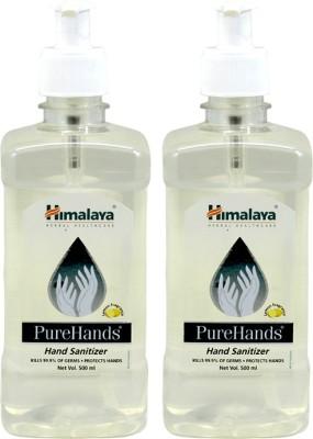 Himalaya Purehands Hand Sanitizer(500 ml)