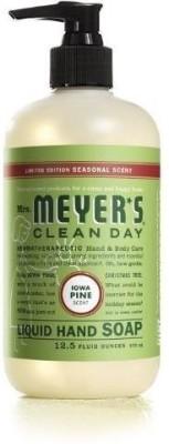 Mrs. Meyers liquid hand soap lowa pine