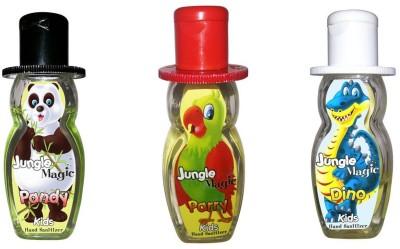 Jungle Magic Dino Pandy Parry Hand Sanitizer