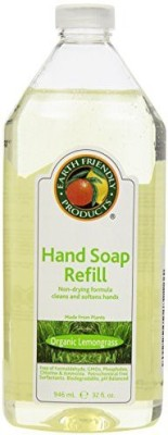 Earth Friendly Products hand soap refill, lemongrass