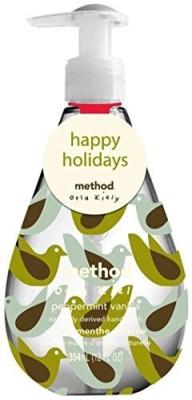 Method orla holiday gel hand wash - peppermint vanilla
