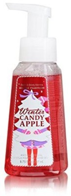Bath & Body Works winter candy apple soap - anti-bacterial gentle foaming hand soap - 8.75 ounces