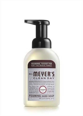 Mrs. Meyers Clean Day mrs meyers clean day lavender foaming hand soap