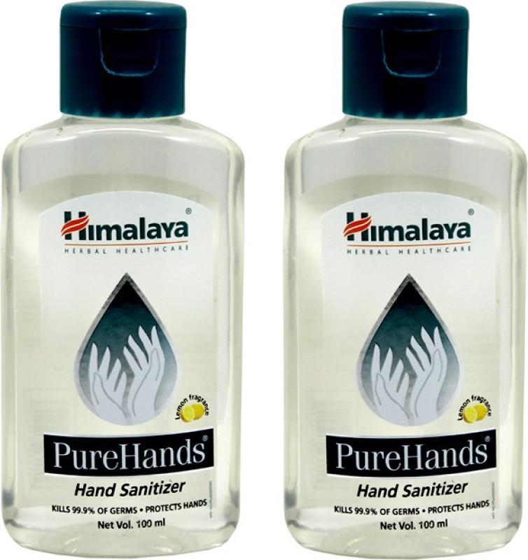 Himalaya Purehands Hand Sanitizer(100 ml)