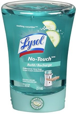 Lysol no-touch automatic hand soap