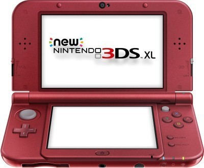 Nintendo 3DS XL Handheld Gaming Console