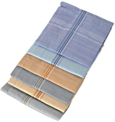Kuber Industries Business Border Handkerchief
