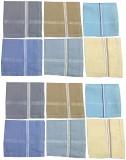 Supriya Multicolor Men's Cotton 41x41Cm ...