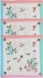 Saffron Designs Hanky036 Handkerchief (P...