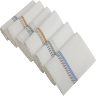 Aurra Men,S Color Striped Handkerchief