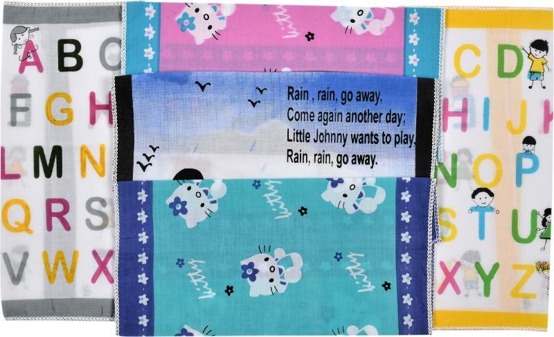 Riqueza RCHC 002 Handkerchief(Pack of 5)