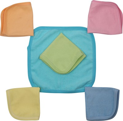 Pebbles Hankies Set of 6 - Multicolor Handkerchief
