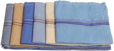 Darbar Handloom 6 Color Handkerchief