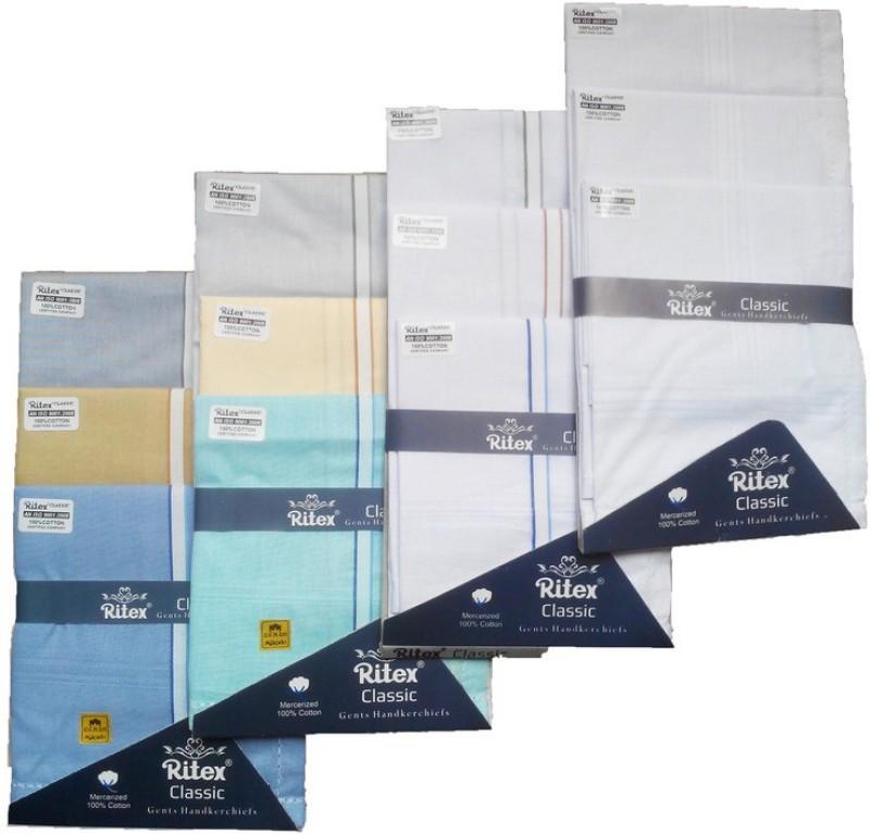 Ritex Classic-6lb-3ww-3wb Handkerchief(Pack of 12)