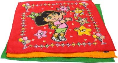 Globalgifts Doll printed Handkerchief