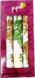 Pipal Flower Print Handkerchief (Pack of...