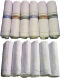 XYZ Textiles Men's Plain White and Color...