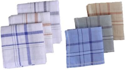 S4S Striped & Colour Handkerchief