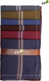 Pipal Colour Satin Handkerchief (Pack of...