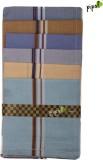 Pipal Dark Satin Handkerchief (Pack of 6...