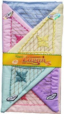 Milano Exclusive Embroidery Designs Handkerchief