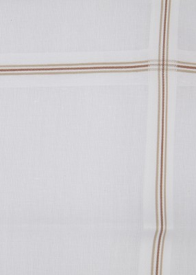 Park Avenue Business Border Handkerchief