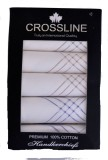 Crossline H2 Handkerchief (Pack of 6)