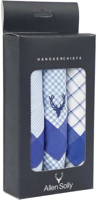 Allen Solly Mens Cotton Hanky Handkerchief