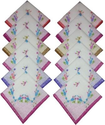 Excellent4U Women's Handkerchief