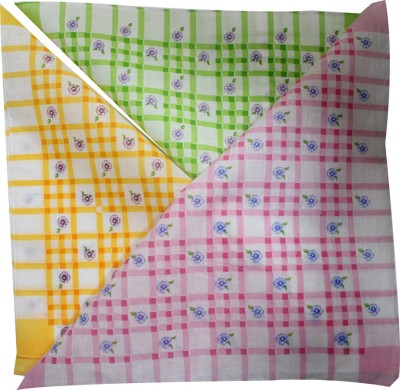 SKIN CARE gq095 Handkerchief