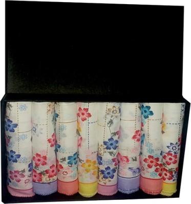 Shopmania Floral Color Design Handkerchief