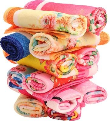 Homeshopeez Multicolor For Women/Girls/Children Handkerchief