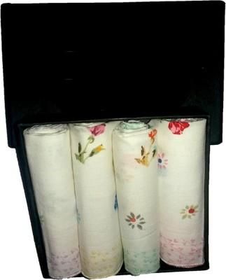 Shopmania Floral design Handkerchief