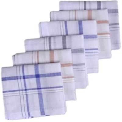 Aurra Men,S Striped Handkerchief