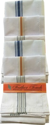 S R Traders Feather Touch-03 Handkerchief