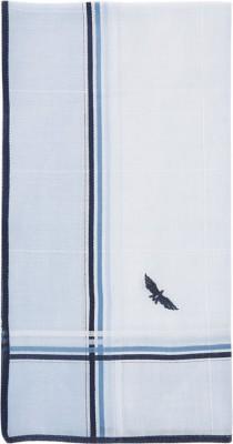 Park Avenue Border Handkerchief