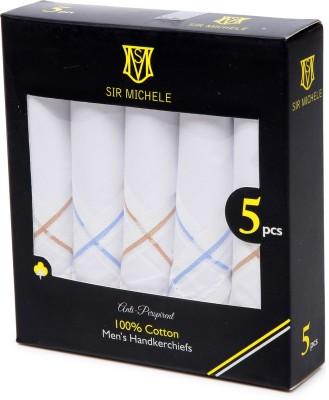 Sir Michele Silverking Handkerchief
