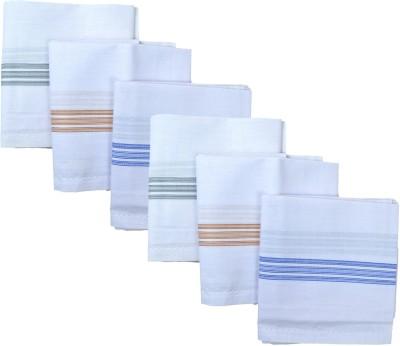 Dhoom 3175-White Handkerchief