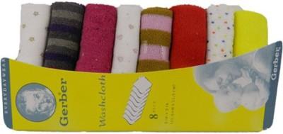 Gerber Pink & White Tone Handkerchief