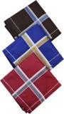 Magson Business Border Handkerchief (Pac...