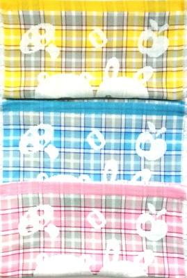 Jaibros Set Of 3 Designer Very Soft Quality Handkerchief Handkerchief