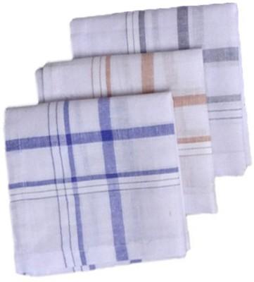 S4S Men's Striped Handkerchief