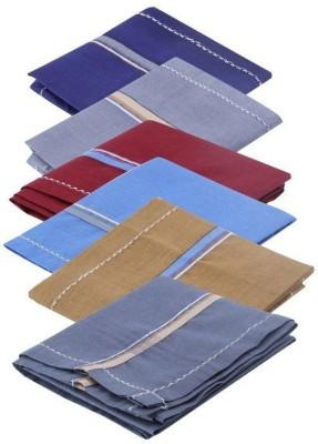 Sudha Creations Mens Handkerchief