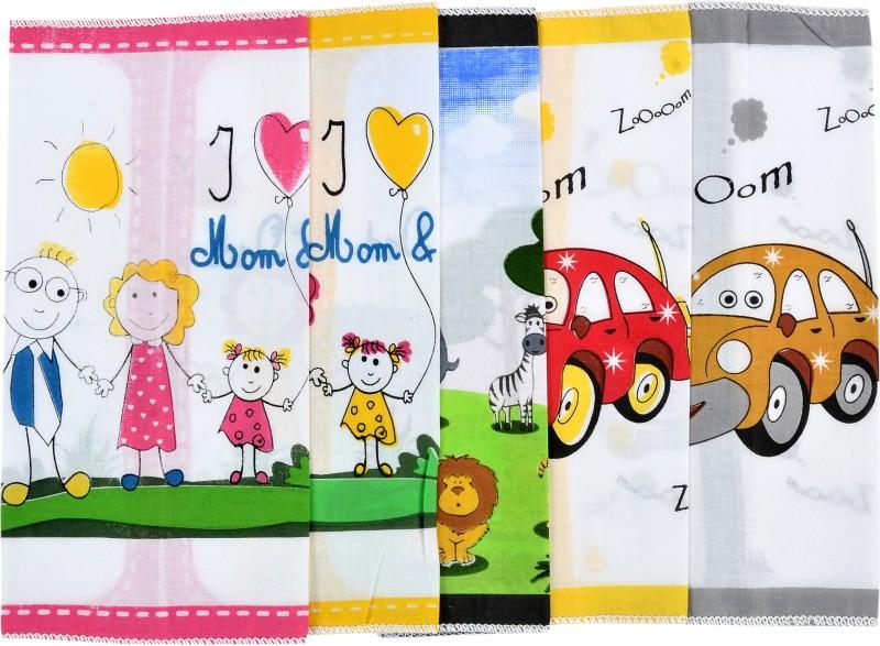 Riqueza RCHC 001 Handkerchief(Pack of 5)