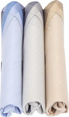 Park Avenue Park Avenue Hanky-Pastel Center Handkerchief